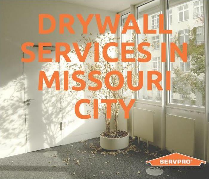 Building Services Drywall Services In Missouri City