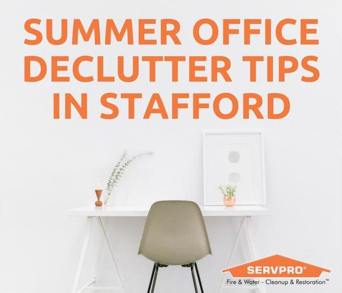 Commercial Summer Office Declutter Tips In Stafford