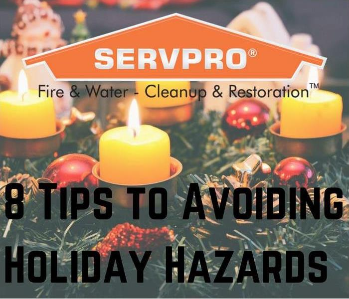 Fire Damage 8 Tips to Avoiding Holiday Hazards In Your Stafford Home