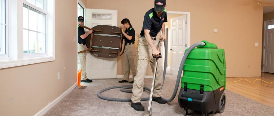 Missouri City, TX residential restoration cleaning